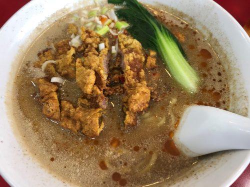 パイコー担々麺