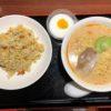 担々麺と五目炒飯