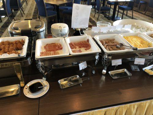スカイレストラン 朝食